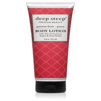 Deep Steep Passion Fruit Guava Body Lotion, 8 oz