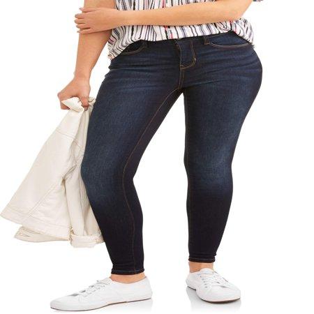J Brand Skinny (Time and Tru Women's Core Super Skinny Jean )