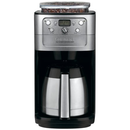 Burr Grind & Brew Thermal 12 Cup Automatic Coffeemaker 12 Cup Thermal Carafe Coffee Maker