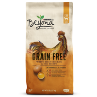 Purina Beyond Grain Free White Meat Chicken & Egg Recipe Adult Dry Cat Food - 5 lb. Bag
