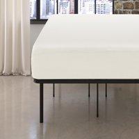 Signature Sleep Gold CertiPUR-US Inspire 12 inch Memory Foam Mattress & Platform Bed with Euro Wood Slats, Multiple Sizes