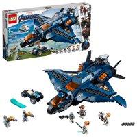 LEGO Marvel Avengers Super Heroes Avengers Ultimate Quinjet 76126