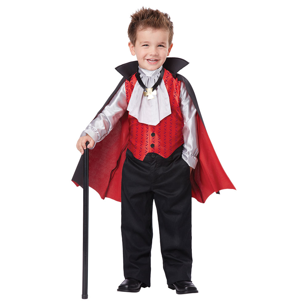 Toddler Dapper Vampire Halloween Costume