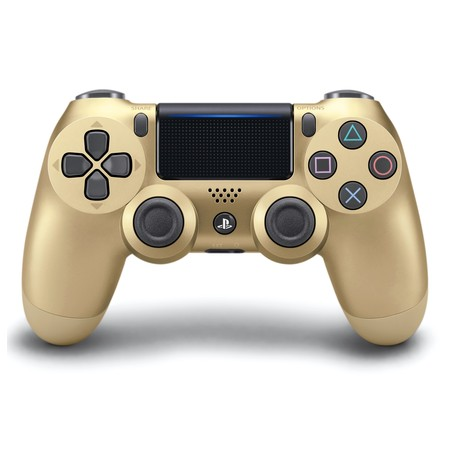 Dual Shock Kits (Sony PlayStation 4 DualShock 4 Controller, Gold,)