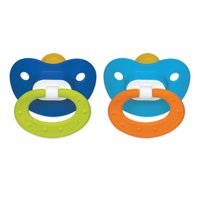 (2 Pack) NUK Orthodontic Pacifier, 18-36 Months - 2 Counts
