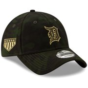 a11d5a0f562c7f Detroit Tigers New Era 2019 MLB Armed Forces Day 9TWENTY Adjustable Hat -  Camo - OSFA