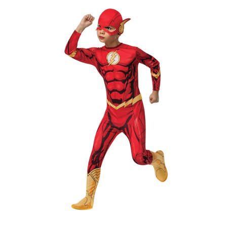 Kids Flash Costume - Flash Halloween