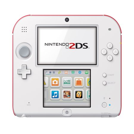 Nintendo 2DS New Super Mario Bros. 2 Bundle, (New Nintendo 2ds Xl Vs New 3ds Xl)