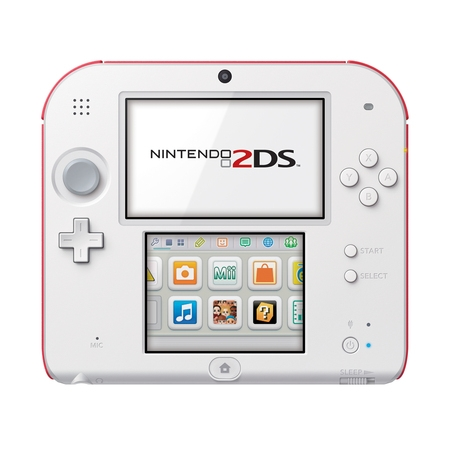 Nintendo 2DS New Super Mario Bros. 2 Bundle, FTRSWADC ()