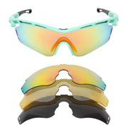 7af15807c35 TKOOFN Sports Polarized Sunglasses Goggles for Men Women Cycling Running  Diving Fishing Golf Baseball with Sunglasses