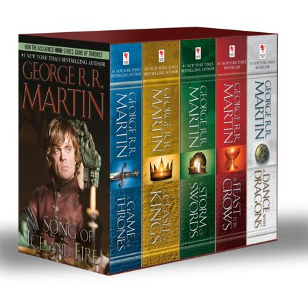 Game of Thrones Paperback Boxed Set
