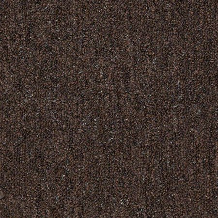 - Color World Collection Solid Color Indoor Outdoor Area Rugs Chocolate - 10'x12'