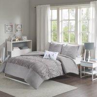 Home Essence Teen Haley Printed Duvet Cover Bedding Set
