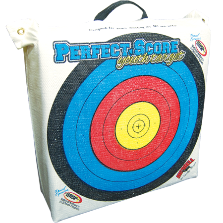 Perfect Score Youth Archery Target (Best Archery Block Target)