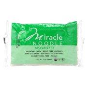Miracle Noodle Shirataki Pasta - Organic Spaghetti - pack of 6 - 7 Oz.