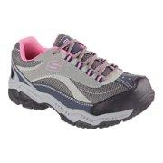 00def3da952d Women s Skechers Work Relaxed Fit Doyline Steel Toe Sneaker