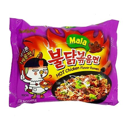 Samyang Spicy Hot Chicken Ramen Noodles MALA 5 Oz. (Pack of - Ramen Noodles Costume