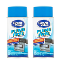 (2 Pack) Great Value Fume Free Heavy Duty Oven Cleaner, 16 oz