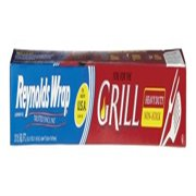 Reynolds Wrap Grill Heavy Duty Non-Stick Aluminum Foil (37.5-Sqaure feet roll)