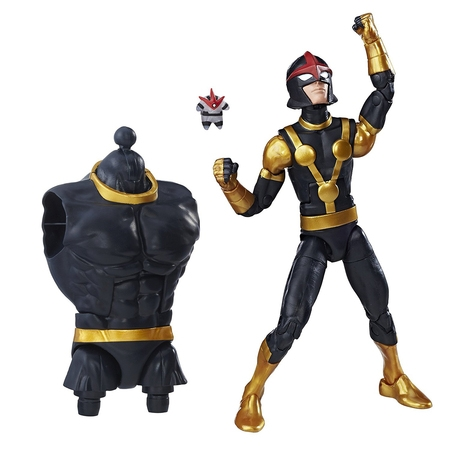 Marvel Guardians of the Galaxy 6-inch Legends Series Marvel's Kid Nova (Marvels Kids)