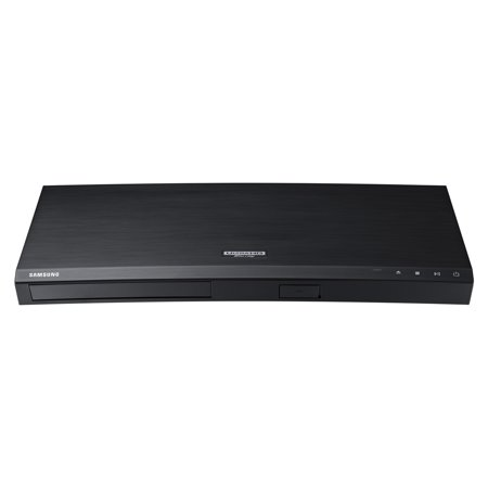 Samsung (UBD-M8500/ZA) 4K Ultra-HD Blu-ray & DVD Player with HDR, Wi-Fi Streaming - UBD-M8500