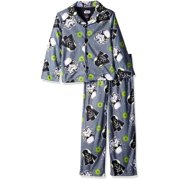 5ffb81f839 Star Wars Boys  Big Darth Vader 2-Piece Pajama Coat Set