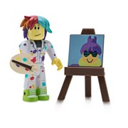 Roblox Celebrity Collection Pixel Artist Figure Pack