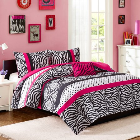 Home Essence Teen Leona Printed Comforter Bedding Set