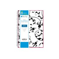 "Blue Sky 2019 Weekly & Monthly Planner, 5"" x 8"", Analeis"
