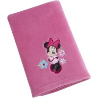 Disney Character Baby Blanket, Minnie Mouse