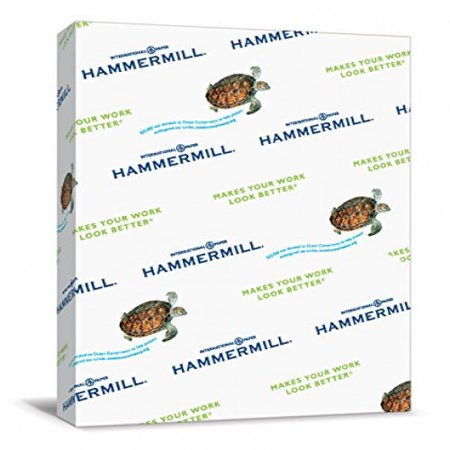 Gray Stationery - Hammermill Paper, Colors Green, 20lb, 11x17, Ledger, 500 Sheets / 1 Ream (102186R), Made In The USA