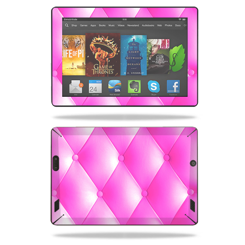 Skin Kit/Decal fits 7 only Kindle Fire HD Your Heart