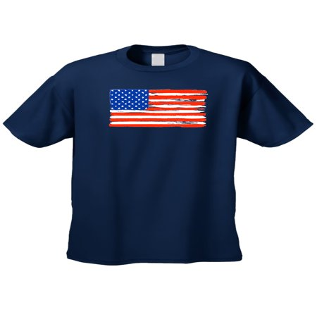 Unisex United States of America Flag Pride USA Short Sleeve T-Shirt