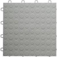 """BlockTile Modular Interlocking Garage Floor Tiles, Set of 30 (12"""" x 12"""" each)"""