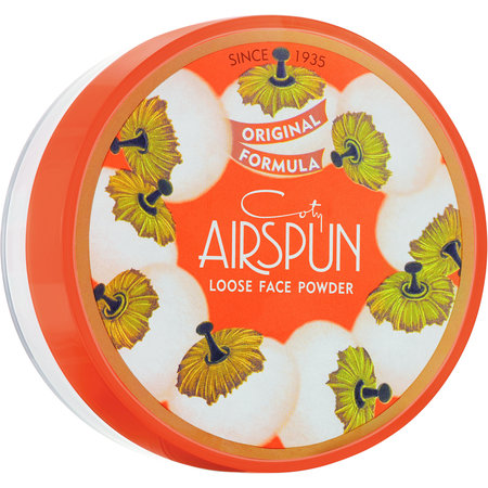Coty Airspun Loose Face Powder, 041 Translucent Extra Coverage (Dead White Face Powder)