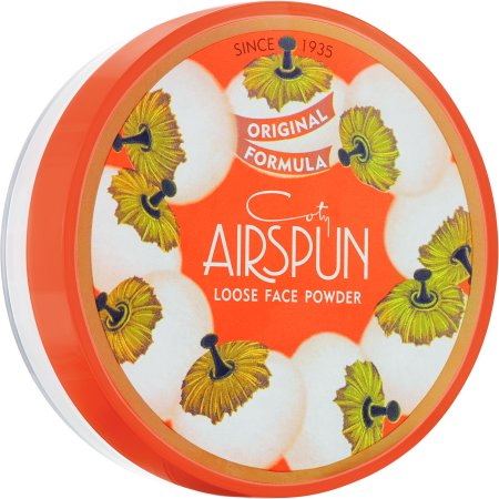 Coty Airspun Loose Face Powder, 041 Translucent Extra (Best Makeup Setting Powder For Combination Skin)
