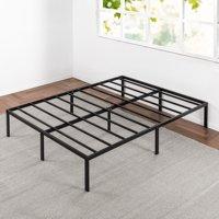 Best Price Mattress 14 Inch Metal Platform Bed Frame