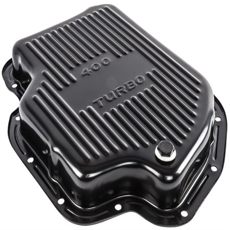 JEGS Performance Products 601184 Transmission Pan GM TH400 1-7/8 Deep Constructe