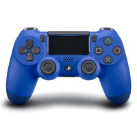 Sony DualShock 4 Controller for PlayStation 4, Blue Wave
