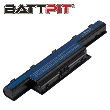BattPit: Laptop Battery Replacement for Acer Aspire 4250 Series 31CR19/65-2 AS10D3E AS10G3E BT.00603.117 BT0090301 - image 1 of 1