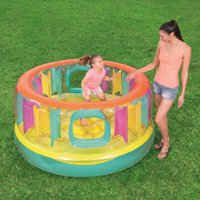 UP IN & OVER Bouncejam Inflatable Bouncer