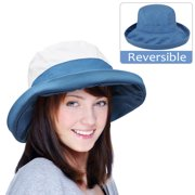 83c27b9e22a sun blocker women s sun hat upf 50+ bucket cap packable outdoor travel hat
