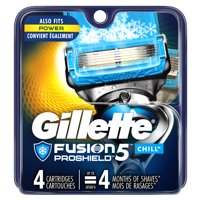 Gillette Fusion5 ProShield Chill Men's Razor Blades (Choose Count)