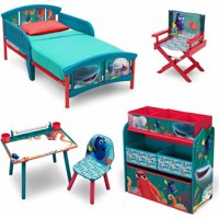 Disney Finding Dory Room-in-a-Box with Bonus Chair