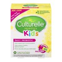 Culturelle Probiotics Kids Daily Probiotic Packets - 30 CT