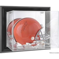 Mounted Memories NFL Wall Mounted Helmet Logo Display Case