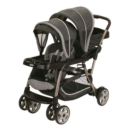 Graco Ready2Grow Click Connect LX Stroller - - Chariot Cougar Stroller