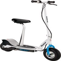 Razor E300S Seated Electric Scooter - Lead the Neighborhood