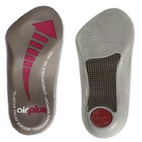 Airplus Women's Plantar Fascia Orthotic 3/4 Length Insole Women's 5-11