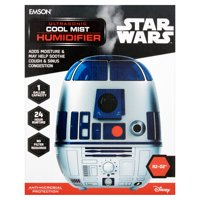 Emson Star Wars Ultrasonic Cold Mist Humidifier